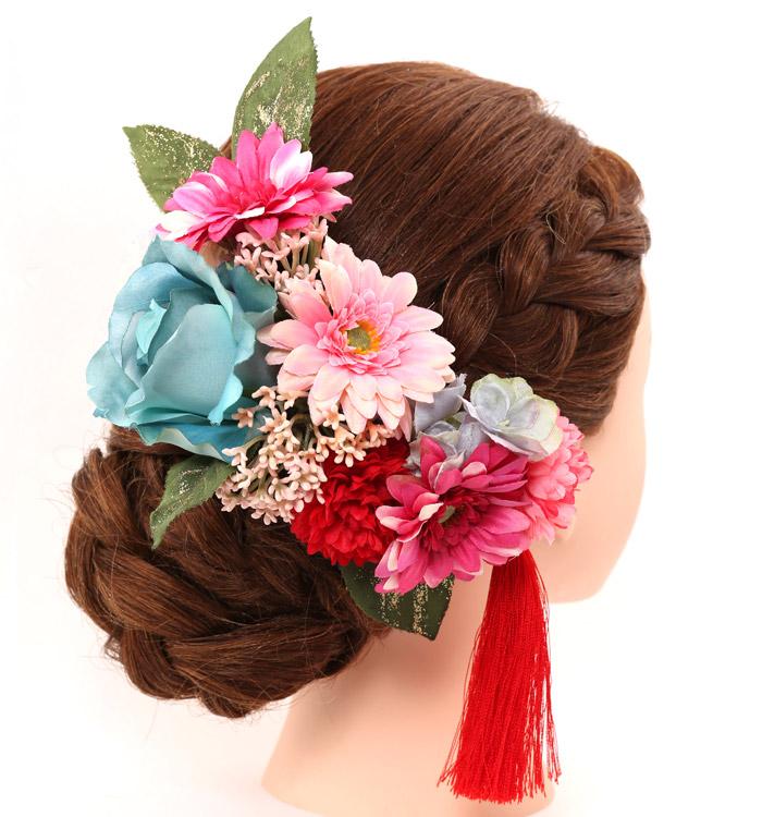 振袖用髪飾り No.5ZA-1105