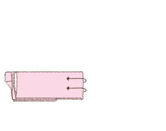 【きもの365】着物たたみ方5