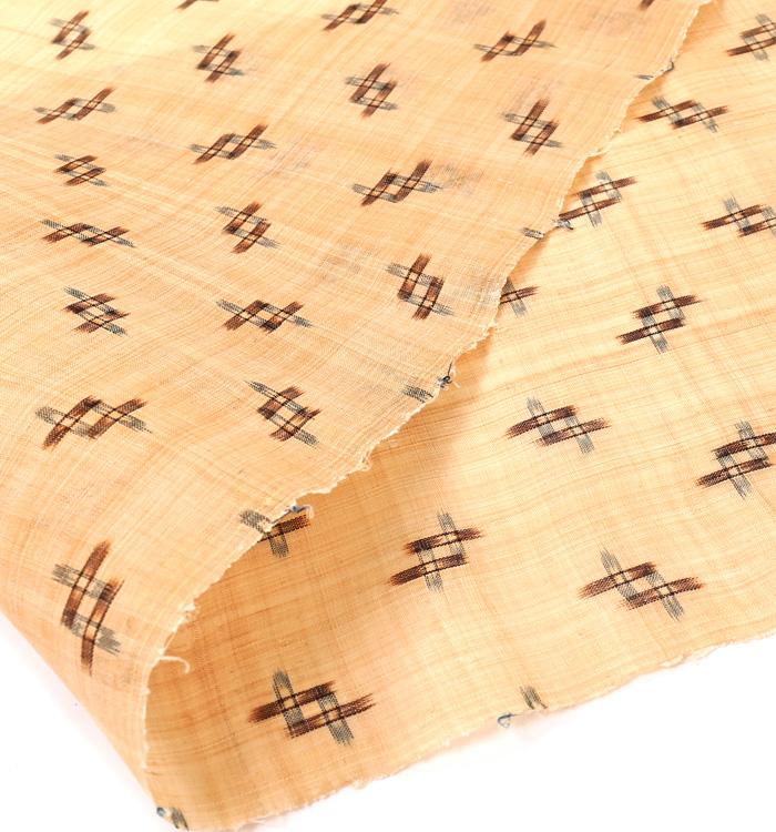 重要無形文化財 伝統工芸品 芭蕉布 着尺 平良敏子作 No.AAB0007